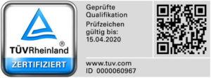 Datenschutzbeauftragter (TÜV) unter Einbeziehung der EU-DSGVO