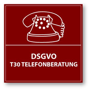 DSGVO Telefonische Rechtsberatung